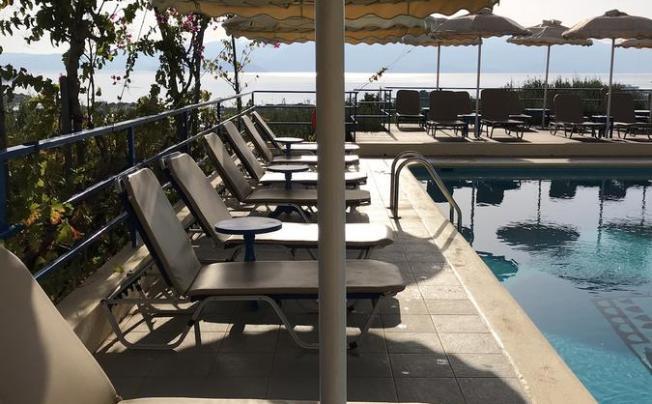 Отель Elounda Heights Apartments