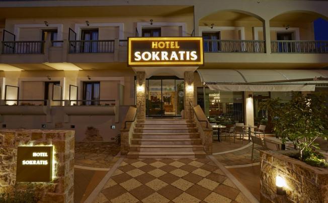 Отель Sokratis Hotel