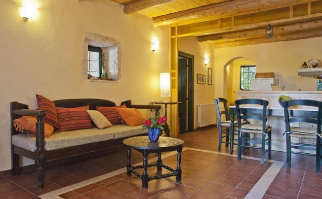 Отель Agathes Traditional Houses