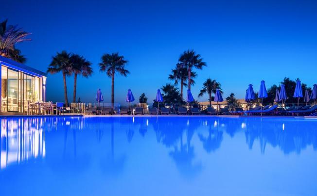 Отель Solimar Aquamarine Hotel