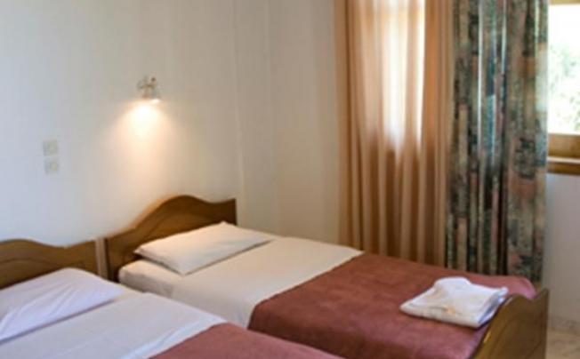 Отель Olga Suites
