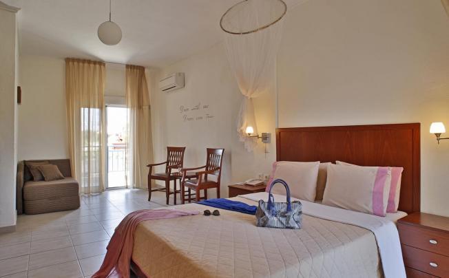 Отель Stratos Hotel