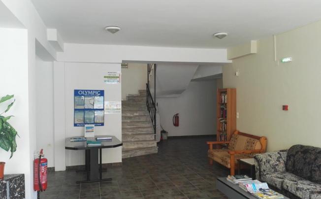 Отель Epimenidis Hotel
