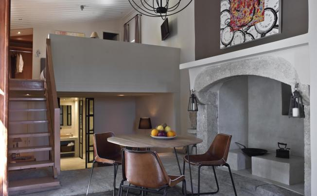 Отель Scalani Hills Boutari Winery & Residences