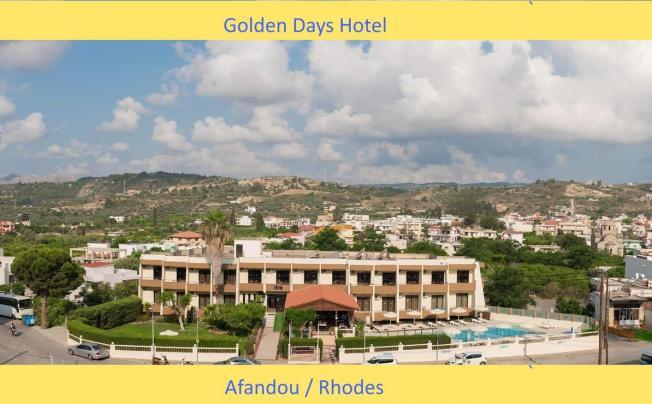 Golden Days Hotel