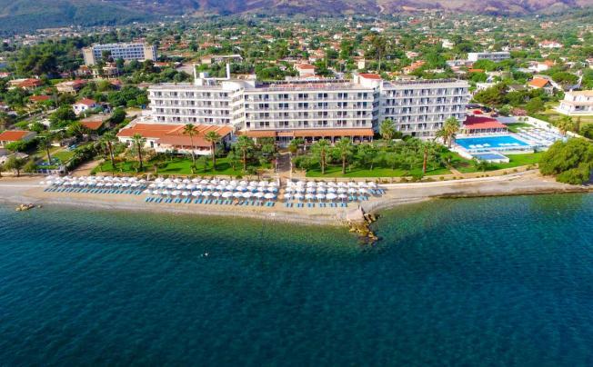 Отель Bomo Club Calamos Beach Hotel