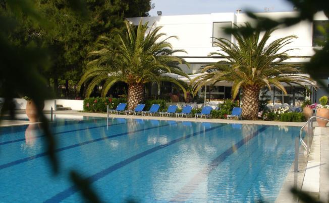Отель Kassandra Mare Hotel