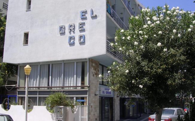 Отель El Greco Rodostown Hotel