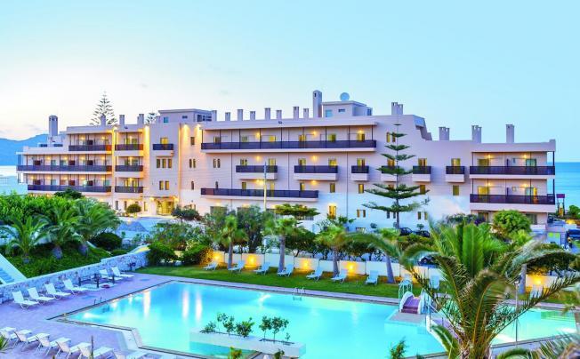 Отель Giannoulis Santa Marina Beach Resort
