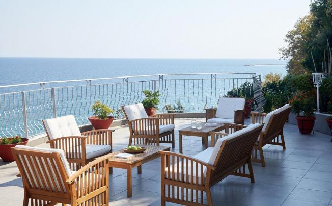 Отель Alkyonis Hotel Platamonas