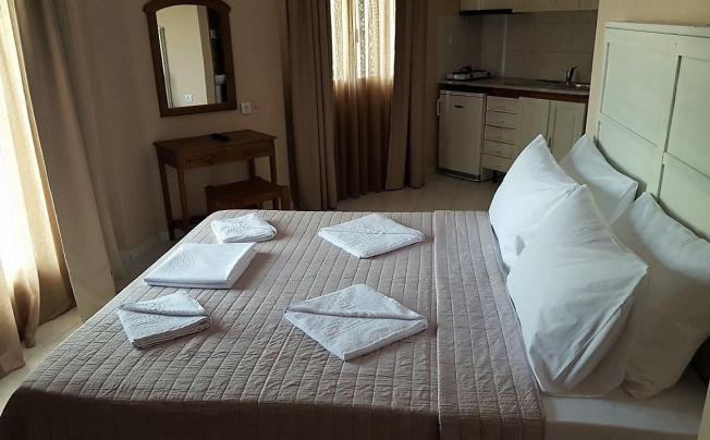 Отель Anemos Hotel