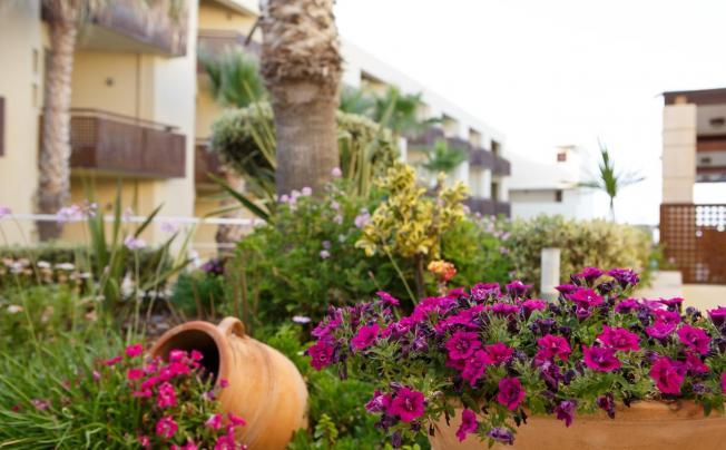 Отель Giannoulis Santa Marina Plaza Hotel