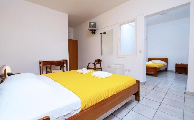 Отель Theo Bungalows