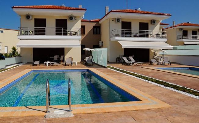 Отель Villa Dream Chanioti