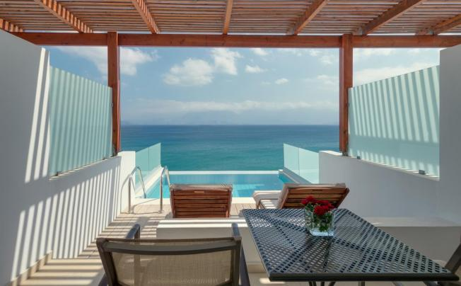 Отель Miramare Resort & Spa Luxury Villas