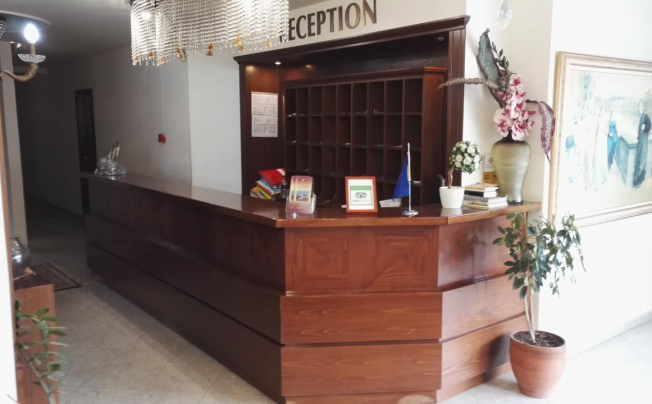 Отель Filippos Nea Moudania
