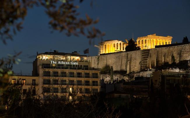 Отель Athens Gate Hotel