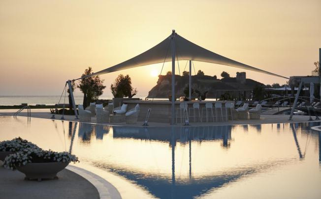 Отель Sani Dunes Hotel