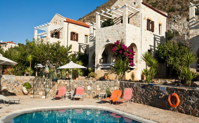 Отель St. George's Retreat Village