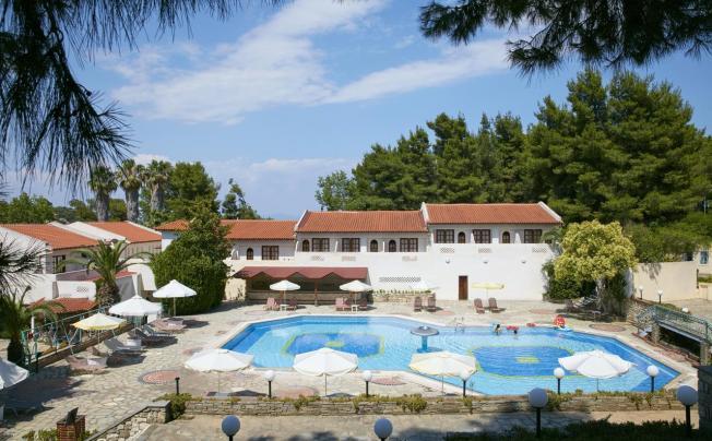Отель Bomo Macedonian Sun Hotel