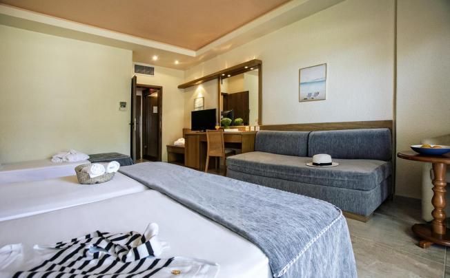 Отель Possidi Holidays Resort & Suite Hotel