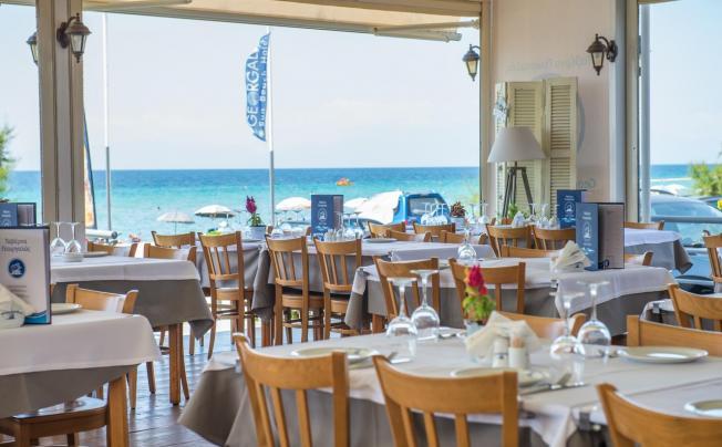 Отель Georgalas Sun Beach Hotel