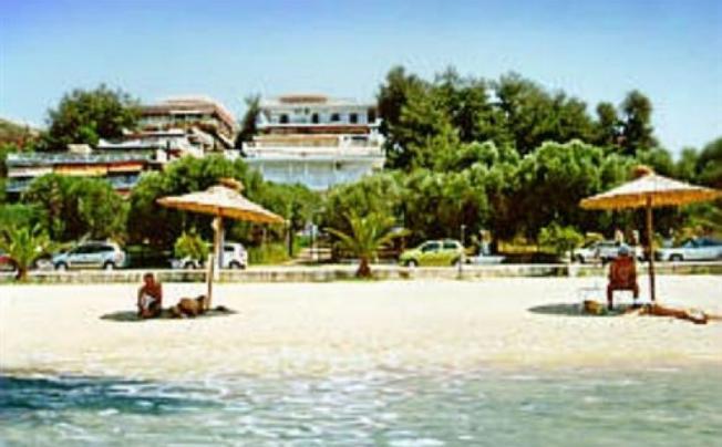 Отель Toulgaridis Hotel