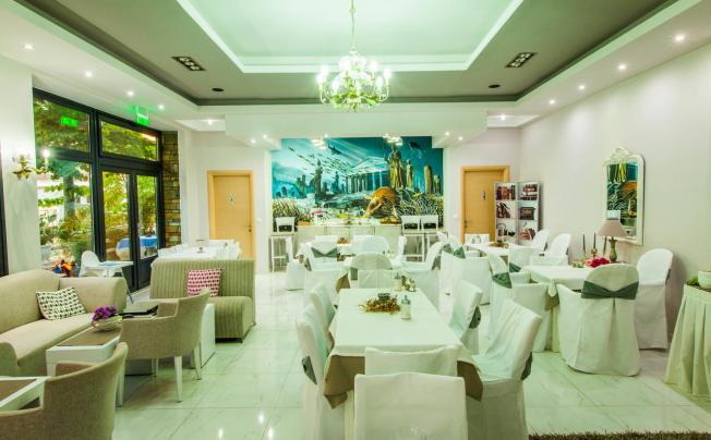 Отель Atlantis Hotel