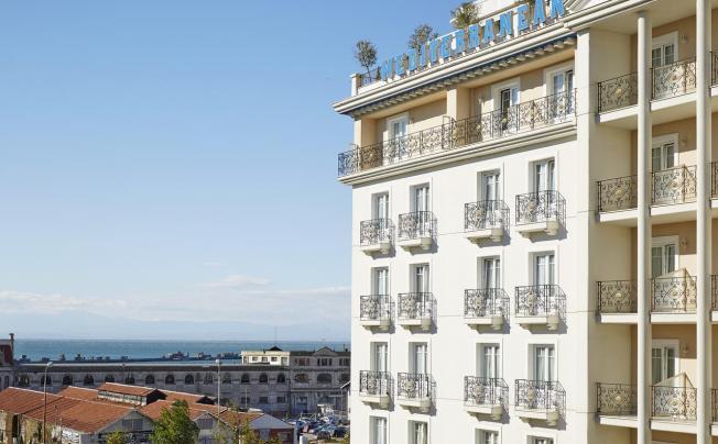 Отель Mediterranean Palace Hotel
