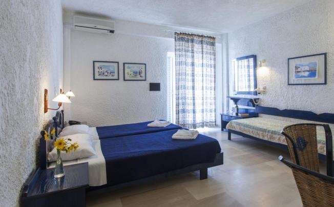 Отель Golden Beach Hotel Apartments