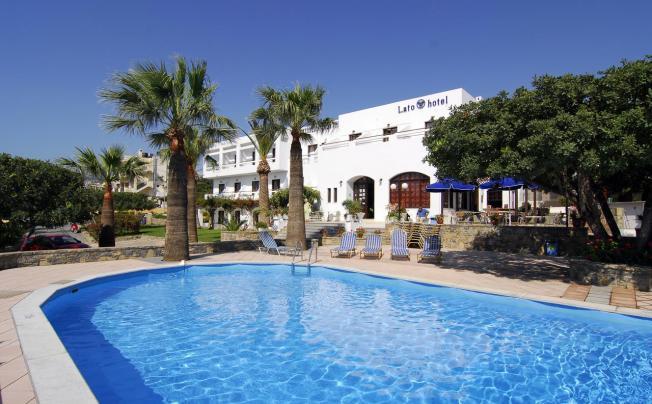 Отель Lato Hotel