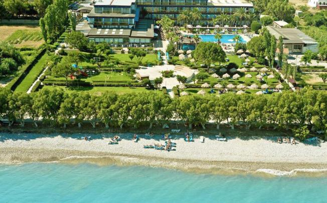 All Senses Ocean Blue (ex. Aegean Senses Resort & Spa; Medblue Kremasti; Ocean Blue)