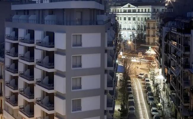 Отель Olympia Hotel