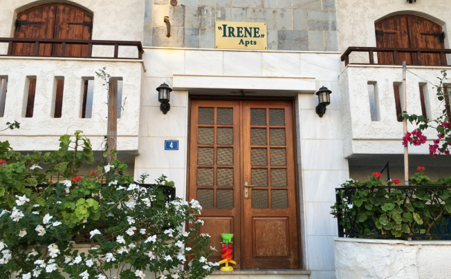 Irene Apartments Malia