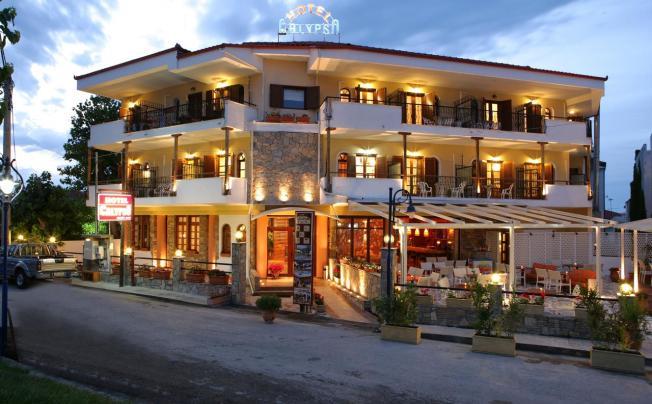 Отель Calypso Hotel Hanioti