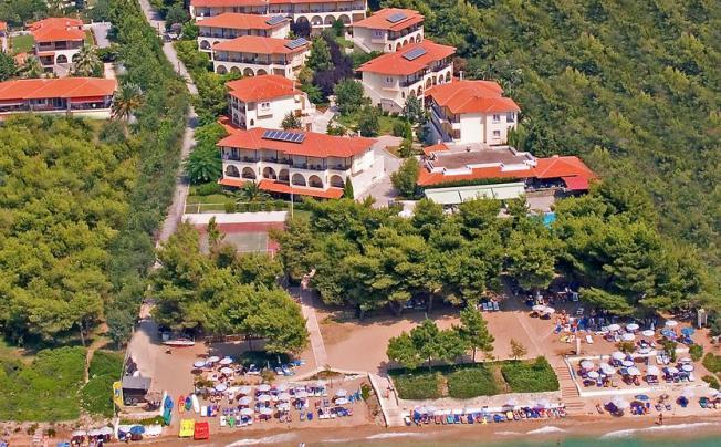 Отель Portes Beach Hotel