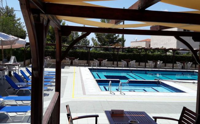 Отель Aphroditi Hotel