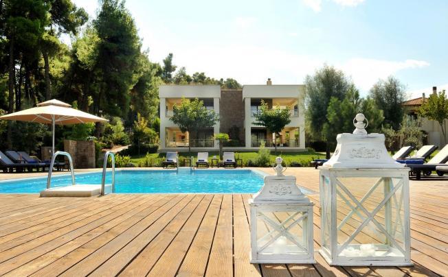 Отель Polyastron Place Hotel & Spa