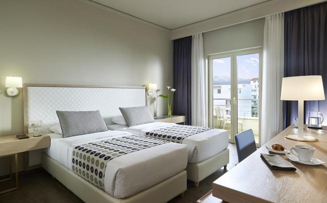 Отель Irida Hotel Chania
