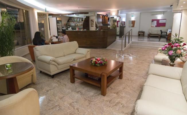 Отель Porto Alegre Beach Hotel