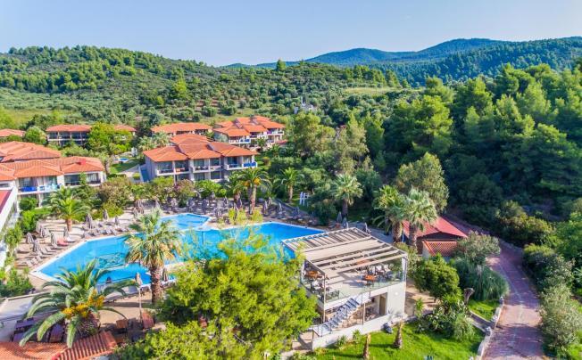 Отель Poseidon Resort Hotel