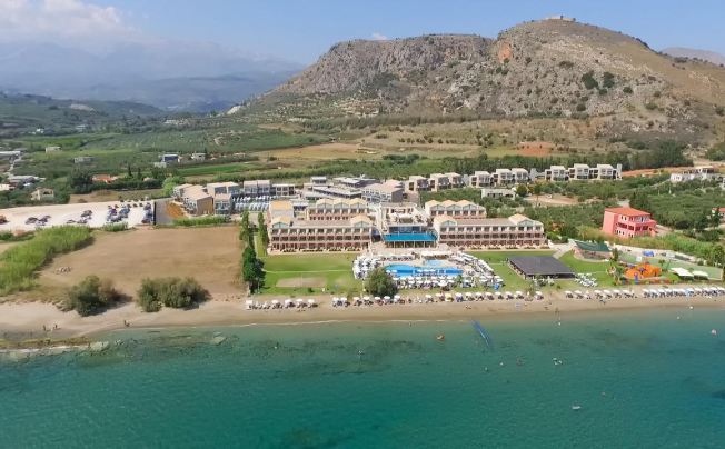 Отель Kiani Beach Resort