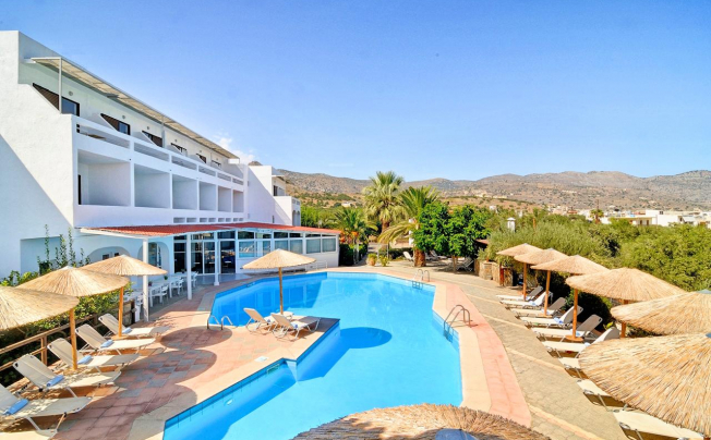 Отель Elounda Krini Hotel