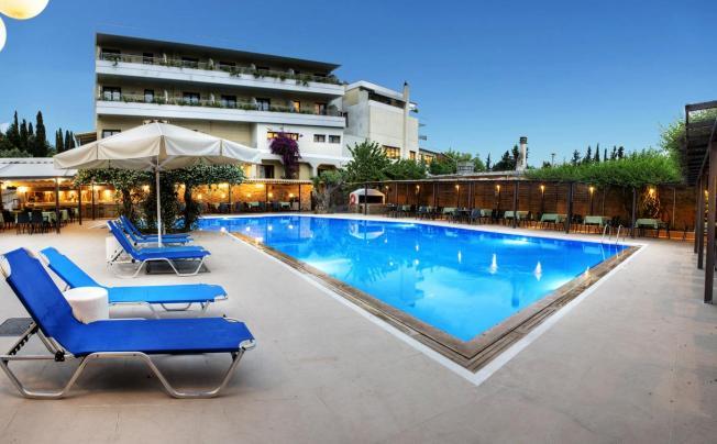 Отель Miramare Hotel Eretria