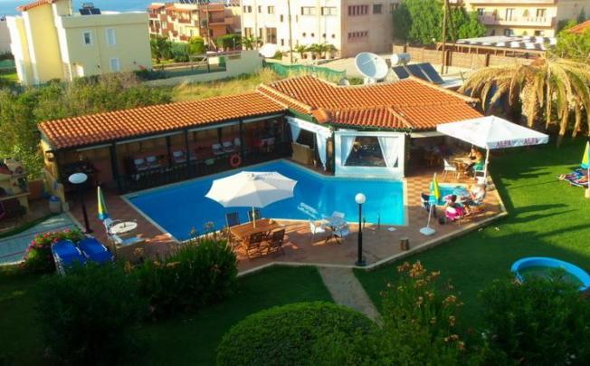 Отель Amarilis Apartments Sissi