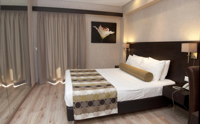 Отель Nefeli Hotel Alimos