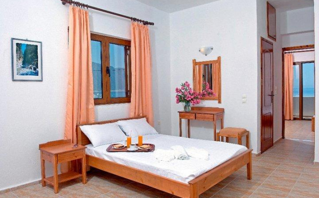 Отель Sweet Corner Masxali Apartments