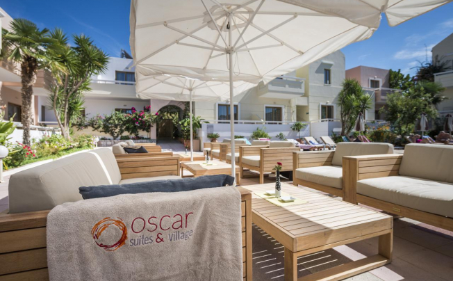 Отель Oscar Suites & Village