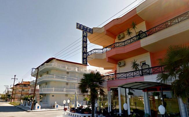 Kouros Hotel Katerini