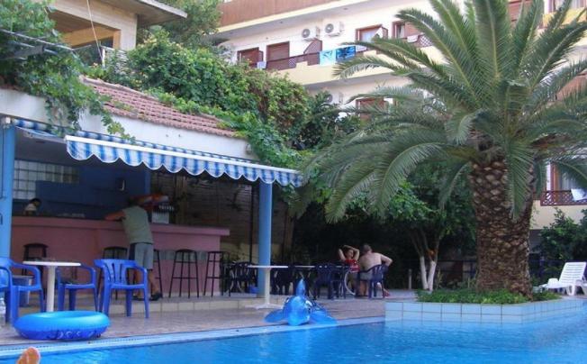 Отель D&d Resort (ex. Ntanelis Hotel; Danelis Beach)